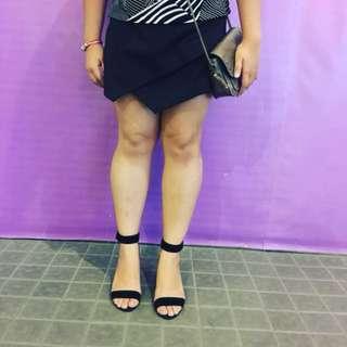 Blocked heels