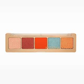 NATASHA DENONA  Eyeshadow Palette 5 Holiday Edition - 2 Aeris 100% Authentic