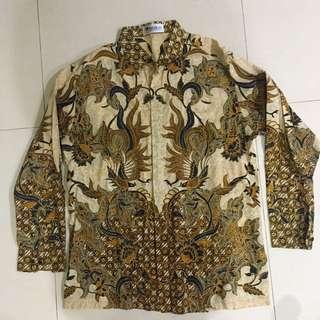 Batik keris cowo