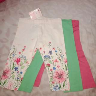 legging mothercare 2years nwt
