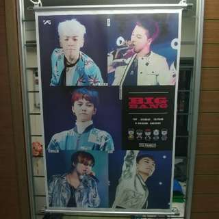 BIGBANG MADE Poster
