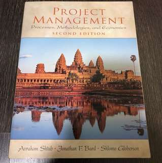 Project Management Second Edition