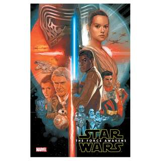 Star Wars The Force Awakens Graphic Novel [Hardcover]