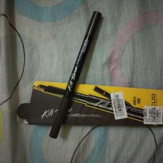 Club clio kill brow auto hard pencil eye brow