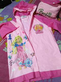 raincoat barbie and disney