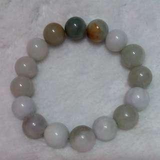 ⚡J3-Rare Grade A Jade Bracelet From Myanmar⚡