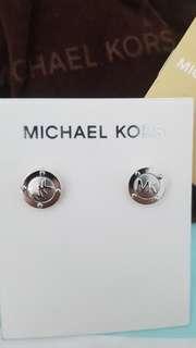 Michael Kors earrings - Silver