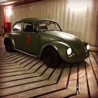VW beetle 1.6cc MT