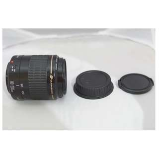 LENS CANON ZOOM LENS EF AF 80-200MM 1.5m/4.9ft MACRO ULTRASONIC