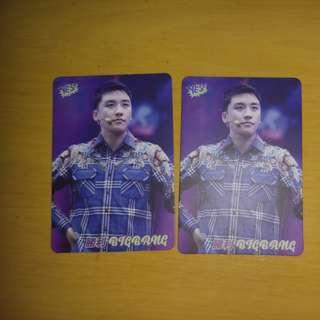 BIGBANG yes cards
