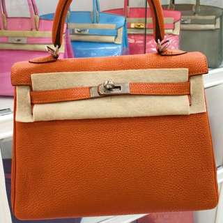 Hermes Kelly 25 🔥小桔子🍊