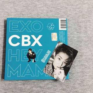 EXO-CBX Mini Album 'HEY MAMA'