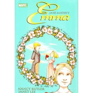 🚚 Emma Graphic Novel