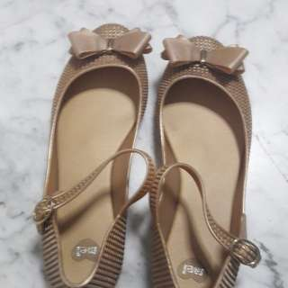 Authentic Melissa Mel Jelly Shoes