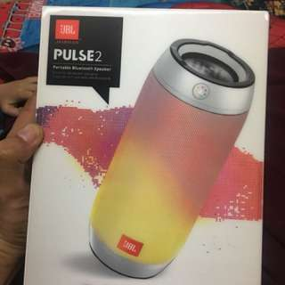 JBL PULSE 2 sealed unit