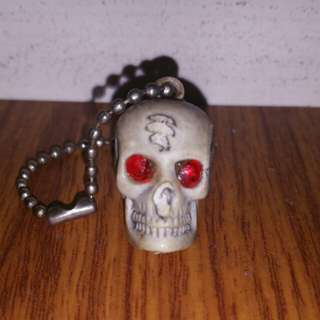 Skull Keychain for SALE !!