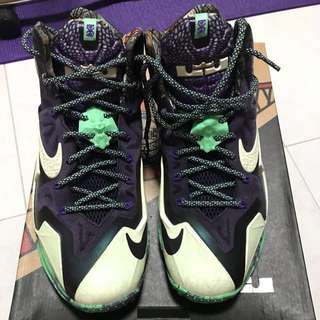[Limited Offer]Nike LeBron 11 ASG size 11