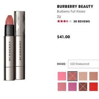 Burberry Full Kisses Lipstick
