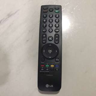 LG remote control for sales