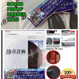 Door Soundproof Rubber