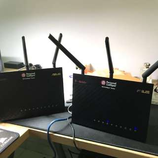 Asus AC1900 router
