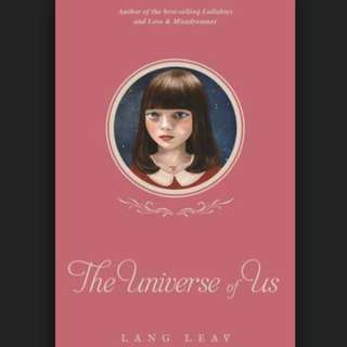 Ebook // The Universe of Us by Lang Leav