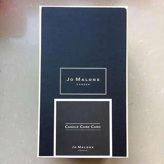 Jo Malone紙盒 paper box