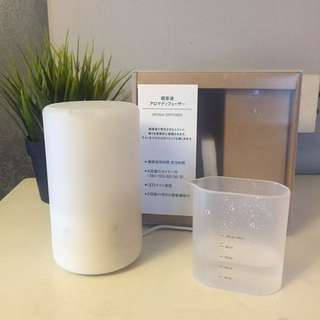 MUJI Ultrasonic Aroma Diffuser with Essential Oil Fruity