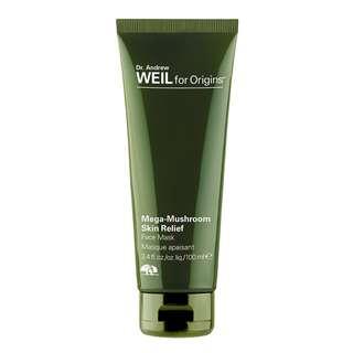 BN Origins Dr. Andrew Weil for Origins Mega-Mushroom Skin Relief Face Mask