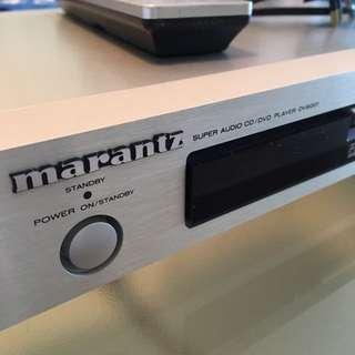 Marantz CD player DV6001 (壞,請留意產品詳細)