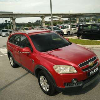Chevrolet Captiva 2011 1st Owner