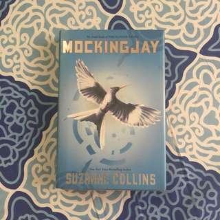 Mockingjay by Suzanne Collins (Hardbound)