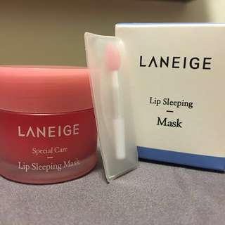Free Mailing! Laneige Lip Sleeping Mask