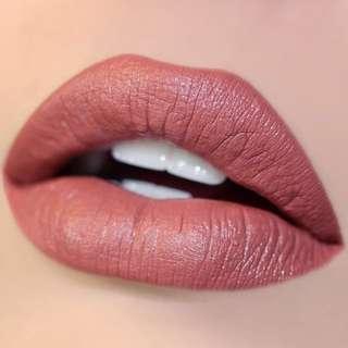 BNIB Authentic Colourpop liquid lipstick - Calypso
