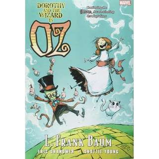 Oz: Dorothy and The Wizard In Oz [Hardcover]