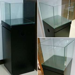$250 for Shrimp / Fish Tank with Customised Cabinet