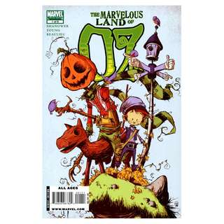 🚚 Oz: The Marvelous Land Of Oz [Hardcover]