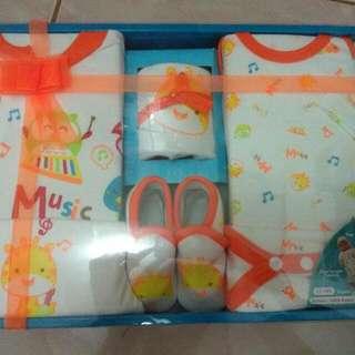 Baju Bayi 1 Set