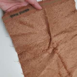 Steiff hand dyed teddy bear brown fur
