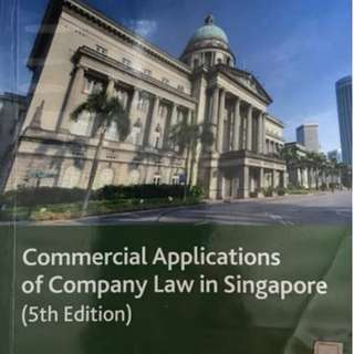 NBS AC2302 Company Law (Comes with Softcopy of Bible & Tutorial Answers)