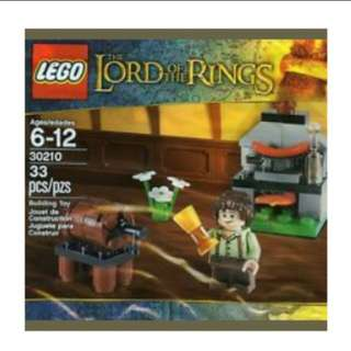 QQBricks LEGO 30210 Frodo's Cooking Corner Polybag