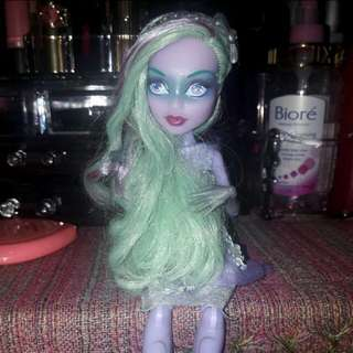 Monster high haunted ghost twyla