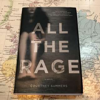 All the Rage by Courtney Summers (Hardcover)