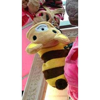 🚚 XS號 拉拉熊帽子造型蜜蜂裝 原價390元 寵物衣服 貓衣服 狗衣服