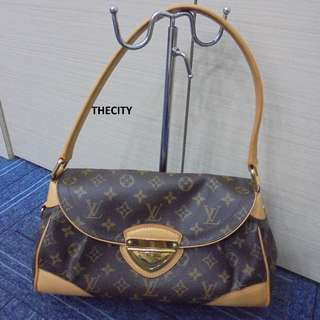 AUTHENTIC LOUIS VUITTON BEVERLY IN MM SIZE