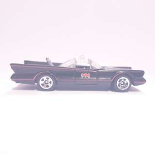 Hotwheels Batman @ Batmobile