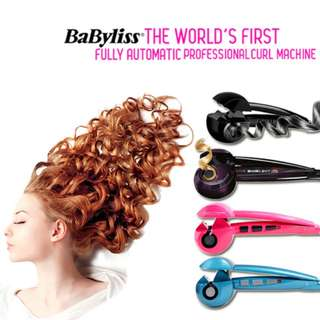 Babyliss PRO MiraCurl Automatic Hair Curler