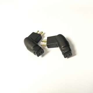 PWAudio Adapter Series 2-Pin CIEM Female to FitEar Male Adapter