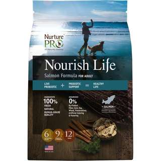Nourish Life Holistic Salmon Dog Food 26lb