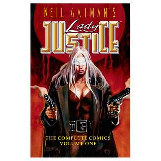 Neil Gaiman's Lady Justice Volume 1